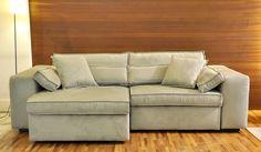 Sofá retrátil para home theater- modelo Lounge http://www.lafer.com.br