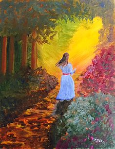 Even as a child I loved looking at paintings and trying to copy what I saw. Real life, however, gets in the way of Creative Things, Figurative, Real Life, Artworks, Paintings, Board, Silhouette Art, Silhouettes, Paint