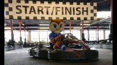 Special Race Opportunity  For today only we are giving you the opportunity to race against Official Oldham Athletic FC mascot Chaddy The Owl!   Get a 20 minute karting sessions for 15 (that's 10 off) between 3pm-10pm today. Quote OAFC when making the booking to race Chaddy.   If you beat Chaddy's fastest laptime we will also give you a 20 karting voucher.   You've got nothing to loose!   Call 01706310999 and get your backside trackside.   (Sessions subject to session availability T&C apply…