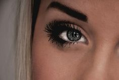 oh the lashes :)