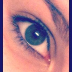 The perfect eye color!!!