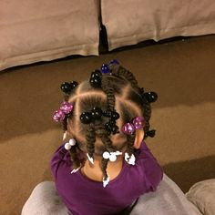 fun hairstyles holiday hairstyles ponytail hairstyles hairstyles for kids to do braids for kids hairstyles for kids hairstyles for girls kids kids hairstyles for girls easy kid hairstyles for girls hairstyles kids hairstyles Little Girls Ponytail Hairstyles, Little Girl Ponytails, Black Toddler Hairstyles, Baby Girl Hairstyles, Natural Hairstyles For Kids, Kids Braided Hairstyles, Infant Hairstyles, Fun Hairstyles, Kids Hairstyle