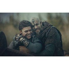 Vikings s04 floki and ivar the boneless