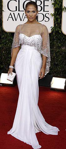 Jennifer Lopez, Golden Globe Awards 2011