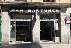 Bar Santurce - Pz. General Vara del Rey, 14 - Madrid