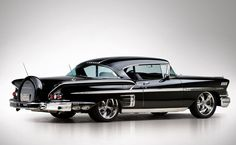 1958 Chevrolet Bel Air Impala - 198,000 bought this on Dec 1