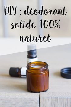 DIY : Déodorant solide naturel - Rhapsody in Green - DIY : Recette simple de déodorant solide fait maison, naturel et efficace ! Diy Deodorant, Deodorant Recipes, Natural Deodorant, Beauty Care, Diy Beauty, Beauty Hacks, Homemade Beauty Tips, Magical Makeup, Baking Soda Uses
