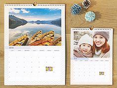 Calendario Mural Simple - PhotoBox