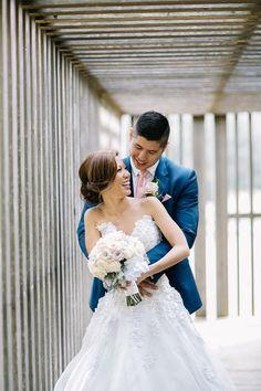 Beautiful Bride Gown by De Lanquez Bridal
