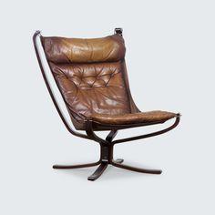 Falcon chair light High Back - MODERN TIMES