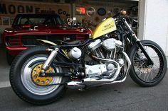 Bobber Inspiration   Harley bobber   Bobbers and Custom Motorcycles