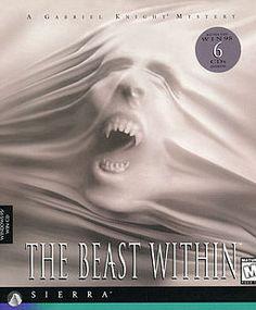 The Beast Within: A Gabriel Knight Mystery by Sierra 1995