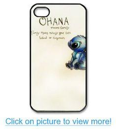 Ohana iPhone 4 4s Case Hard Plastic iPhone 4 4s Case