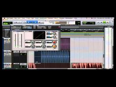 How to use a Compressor in Pro Tools