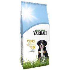 Yarrah Biologisch hondenvoer Puppy 2 kg. Gezonde maaltijd voor uw hond. Op www.shopwiki.nl #hondenvoer #huisdieren