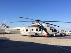The Royal Thai Air Force (RTAF) received four Airbus EC725 Helicopters (H225M) commissioned in 2012. In 2016, the RTAF will receive the last two additional EC725 that were acquired in 2014. The medium-weight helicopters will be used for search functions and rescue and troop transport from September. The helicopters will be operated by 203 Squadron based in Lop Buri in the center of Thailand. Once operational, will allow the RTAF to begin the withdrawal of helicopters Bell UH-1 Hueys.