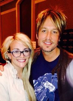 Jamie Lynn Spears and Keith Urban