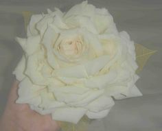 Rose Composite Bouquet - How To Make