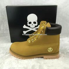 New Timberland Men s 6 Inch Premium Waterproof Zip Boot Wheat   120.00 Knee  High Timberland Boots 81aecee188ed