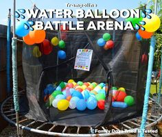 You have to love a trampoline for bounce bounce BOUNCING!! But here are some alternative ways to enjoy your trampoline. Use chalk to make your own giant game of wibbly wobbly twister.. How about making your own pillow fight arena!! see ours Here Get up early to watch the sunrise and all the beautiful colours as …