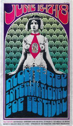 Monterey Pop Festival......1967