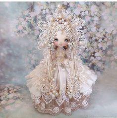 Кукла царевна, мастер Иванова Татьяна