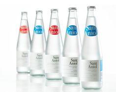 Sant Aniol Returnable Bottle by Temabcn , via Behance