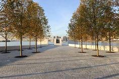 Spotlight: Louis Kahn,Four Freedoms Park. Image © Diane Bondareff / Four Freedoms Park