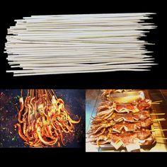 Бамбуковые шпажки для барбекю 1 упаковка