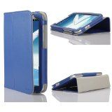 KaysCase FlipStand Case Cover for Samsung Galaxy Note 8.0 Inch Tablet (Blue) , iPhone cases