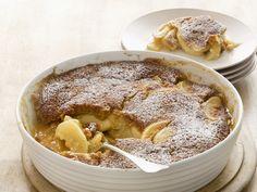 Ofenfrisches Apfel-Gratin - Pur oder als Dessert gern gesehen auf unseren Tischen | Kalorien: 459 Kcal - Zeit: 1 Std. | eatsmarter.de