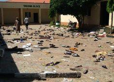 Explosões deixam ao menos 18 mortos na Nigéria (foto: EPA)