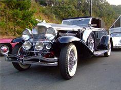 Duesenberg Model J Victoria, $90,000