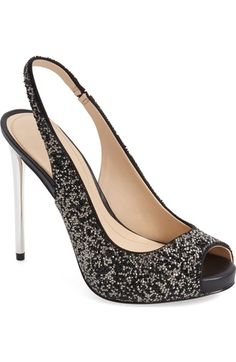 Imagine Vince Camuto 'Pavi' Slingback Peep Toe Pump (Women) available at #Nordstrom