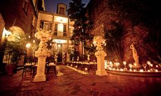 Chateau LeMoyne $35 per person food $30 per person bar Courtyard and ballroom $1500  total $4750