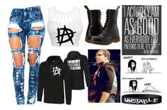 Dean Ambrose's Girlfriend... LOVE the outfit.... and the scenario<3