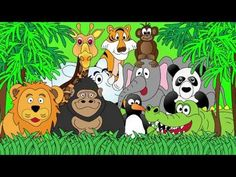 We're Going to the Zoo   Children Love to Sing Kids Animal Songs - YouTube