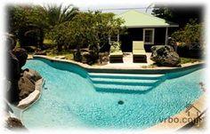 Big Island rental $2400/wk