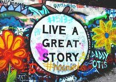 Austin Grafitti Wall