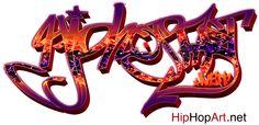 Original Works of Hip-Hop Art