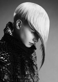 Avant Garde Hairstyles, the latest and most creative competition hair from award wining UKhairdressers, British Hairdressing Award Winners, Catwalk Hair American Hairstyles, Short Hairstyles For Women, Straight Hairstyles, Cool Hairstyles, Catwalk Hair, Competition Hair, Avant Garde Hair, Medium Blonde, Crazy Hair