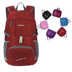 Comfy Degree 35L Rucksack Foldable Ultralight Packable Backpack Unisex Durable