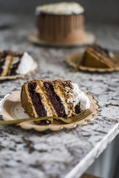 Ultimate S'mores Cake