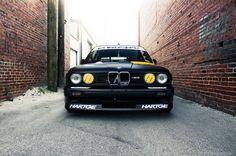 1988 E30 BMW M3 DTM PSI