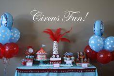Circus theme!
