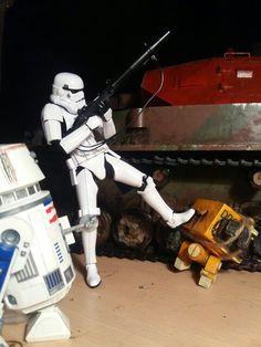 #panzer #tank #stormtrooper #wwrp #droids #wwrsquare #worldwarrobot #worldwar
