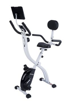Innova Fitness XBR450 Dual Function Folding Exercise Bike Folding Exercise Bike, Best Exercise Bike, Stationary, Gym Equipment, Fitness, Workout Equipment
