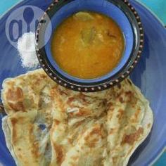 how to make malaysian paratha
