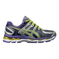 Get ready to be wowed by the latest upgrade of an already amazing shoe - the Womens ASICS GEL-Kayano 21