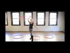 Hoop Dance Tutorial: Multi-Hoop Flow and Kick-ups with Bunny Hoop Star